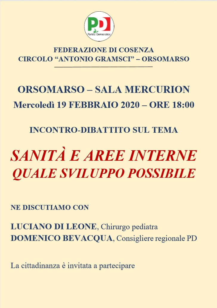 Thumbnail image for /public/upload/2020/2/637176686358467443_Sanità e aree interne. Incontro a Orsomarso.jpg